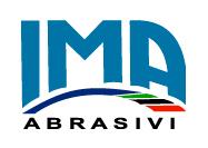 IMA doorslijp en afbraamschijven van hoge kwaliteit